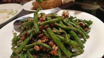 쿠라쿠키 야채 볶음 Clarke Quay Fried Vegetable (Choice of Sambal, Garlic, Petan etc)
