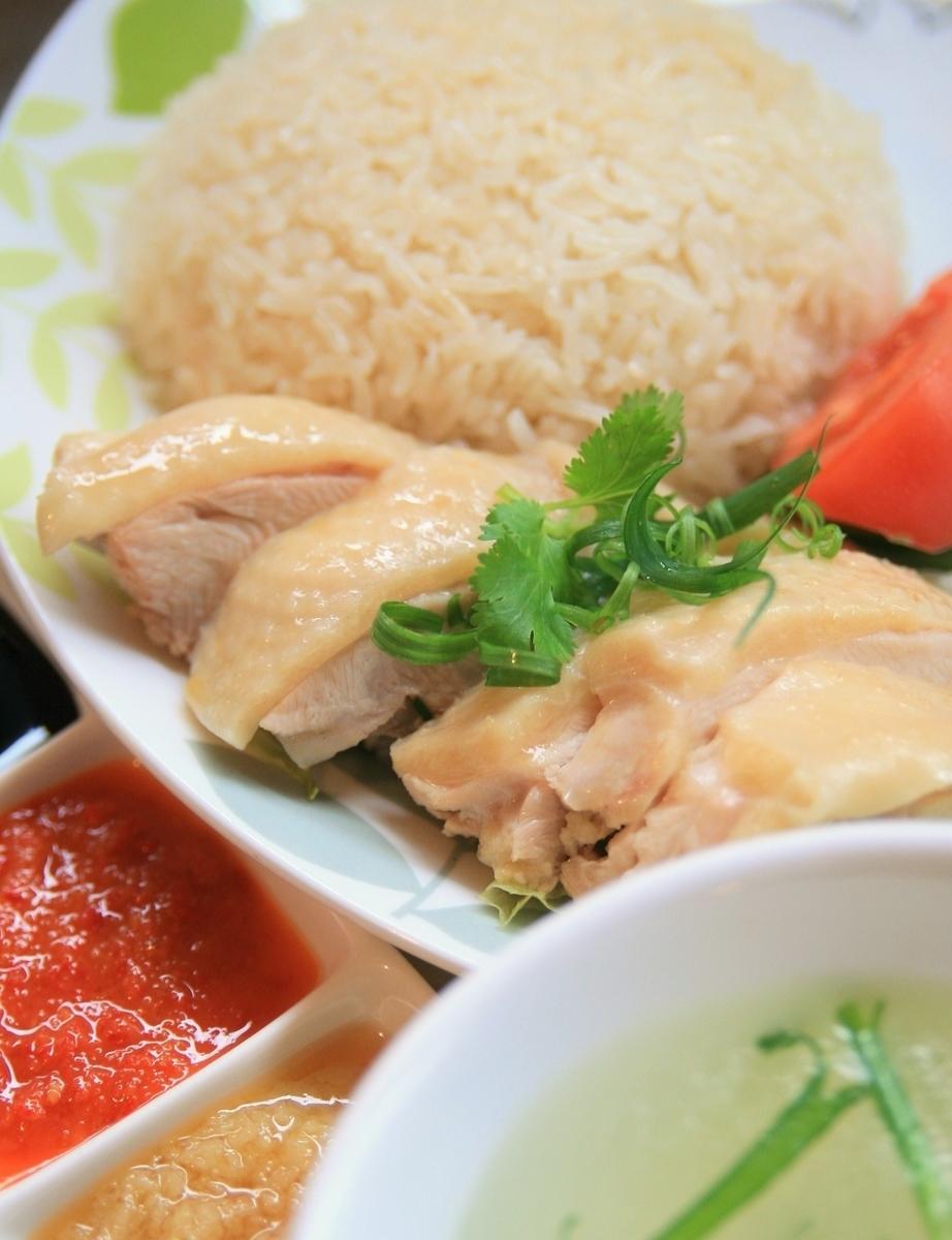 치킨 라이스 Chicken Rice