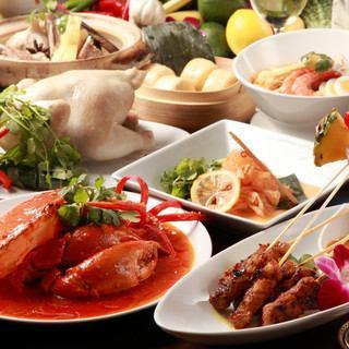 【ご宴会におすすめです♪】◆◇シンガポール チリ・クラブ◇◆