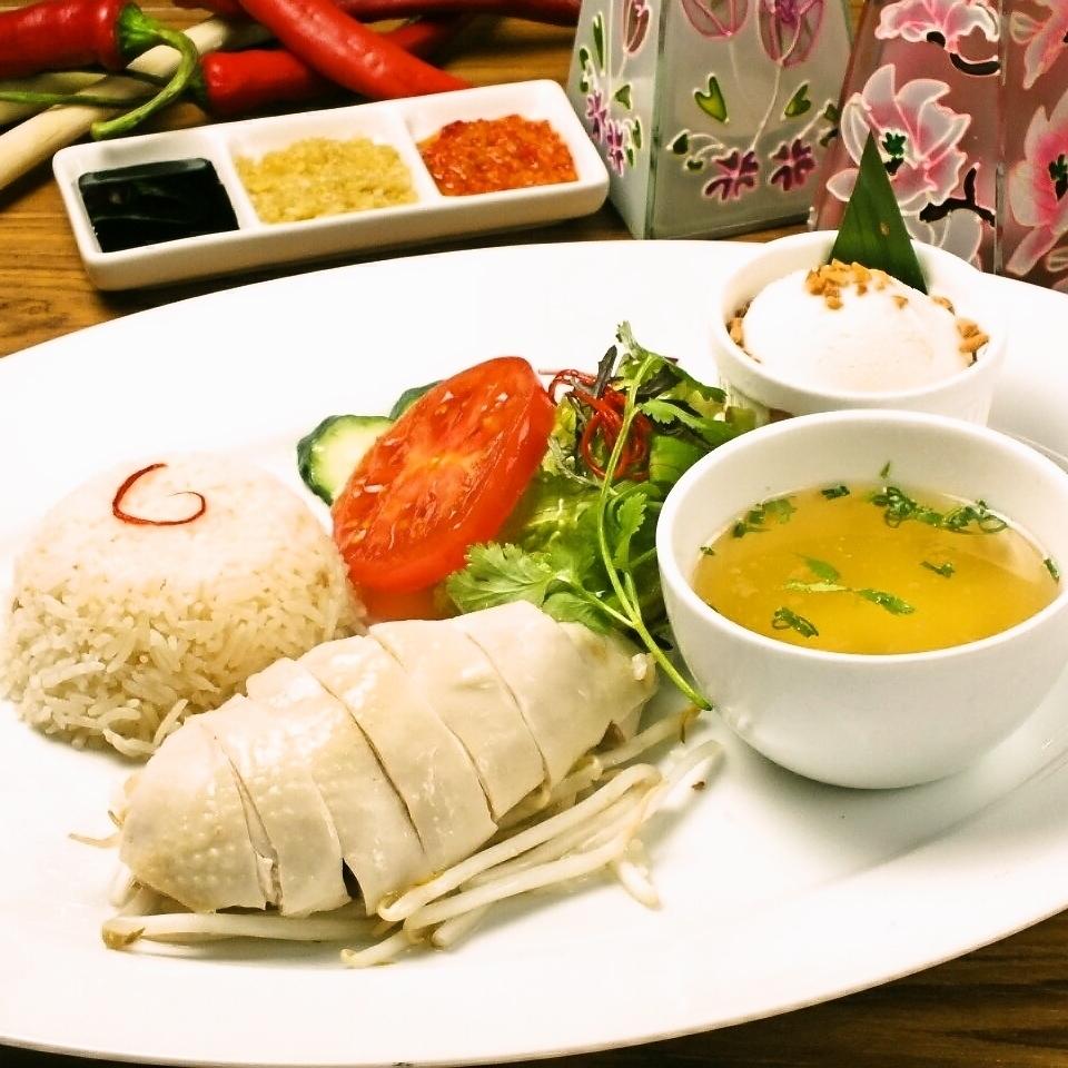 鸡米设置用汤