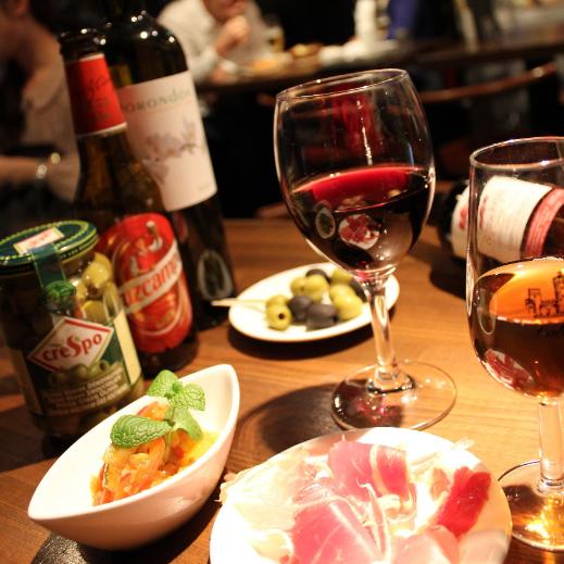熱門西班牙酒吧!
