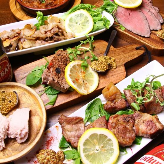 낚시 고기 요리를 준비!