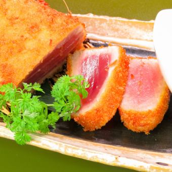 Trout cut course of 全 Total 7 items + 2 H [drinking] with attached 4000 yen ⇒ 3500 yen