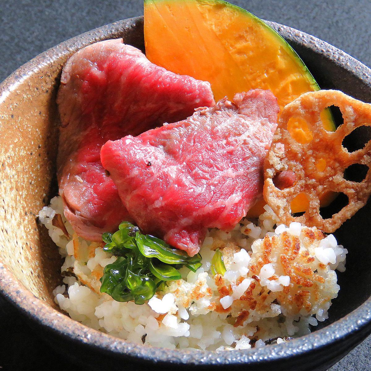 奢華!創造石頭烤鹹菜 - 牛肉烤茶泡菜 - 最好的菜!