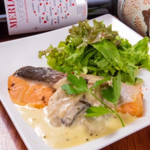 高級套餐配秋季牛肉沙朗牛排◆9道菜,所有你可以喝2.5小時◆每人4500日元