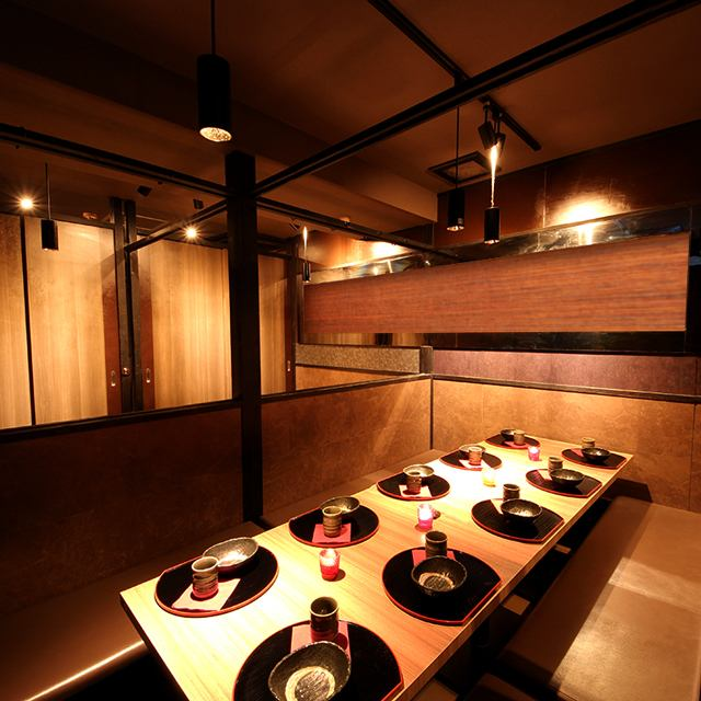 Ideal for gangbangs and entertainment! Private private room with all seats with door ♪