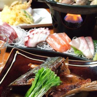 【轻松♪海鲜宴会!】2小时饮料<库克6件> 3500日元