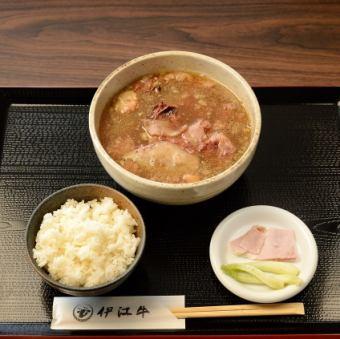 伊江牛 牛汁定食