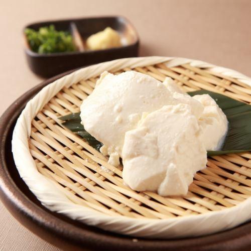 京都近喜おぼろ豆腐