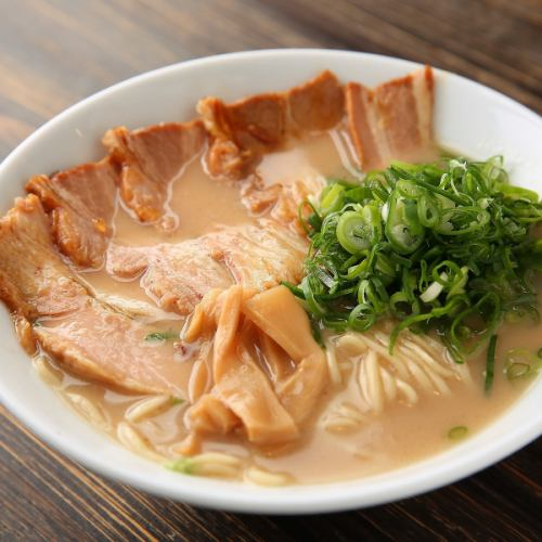 京都の人気店風のラーメン