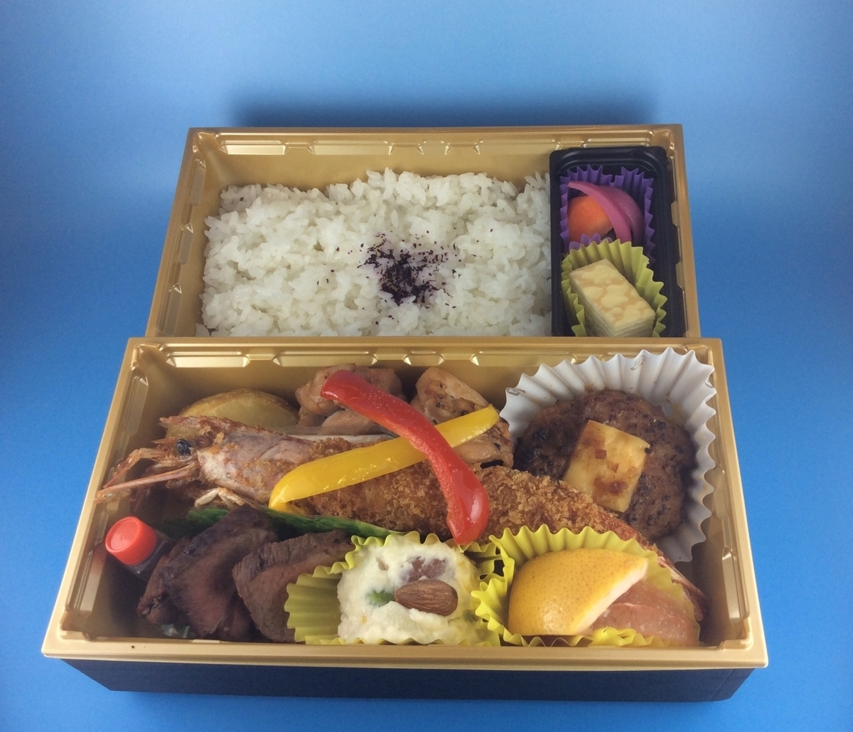 Western-style box lunch