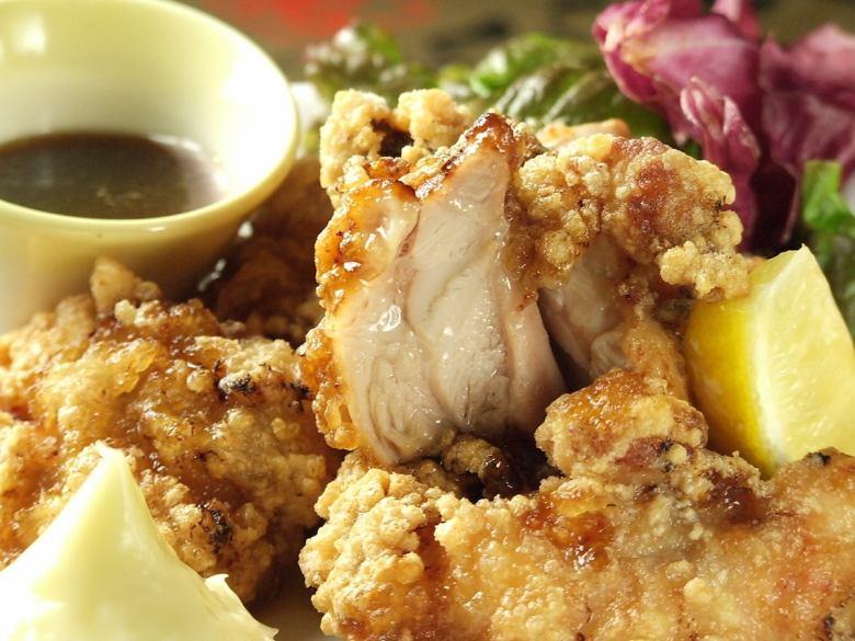 北海道ザンギ連盟推奨ザンギ(塩・たれ)