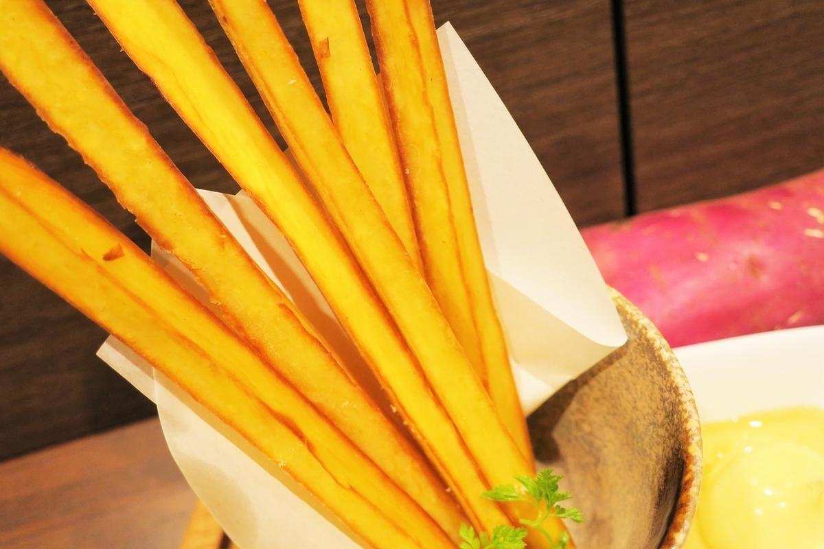 Hokku ♪ sweet potato stick