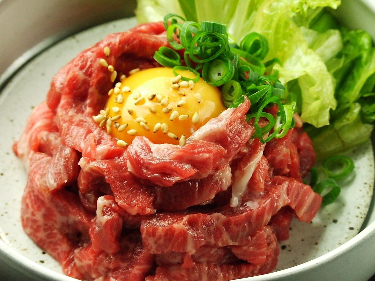 Yamagata Wagyu Beef Yukke