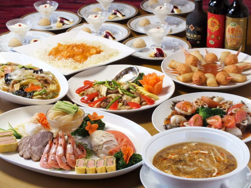 A number of dishes that have continued to support our popularity for more than 30 years.Atmosphere of our shop, colorful rich dishes are lining up at the table, and the smiling face of the customers we eat is all.Families, please eat authentic Chinese with your friends and feed for tomorrow's spirit.