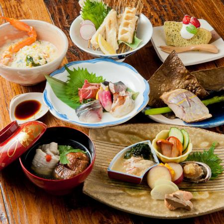 "Happy happy to taste good dish ""bliss course"" ◇ 3500 yen ◇ + 1500 yen drinking with attached"