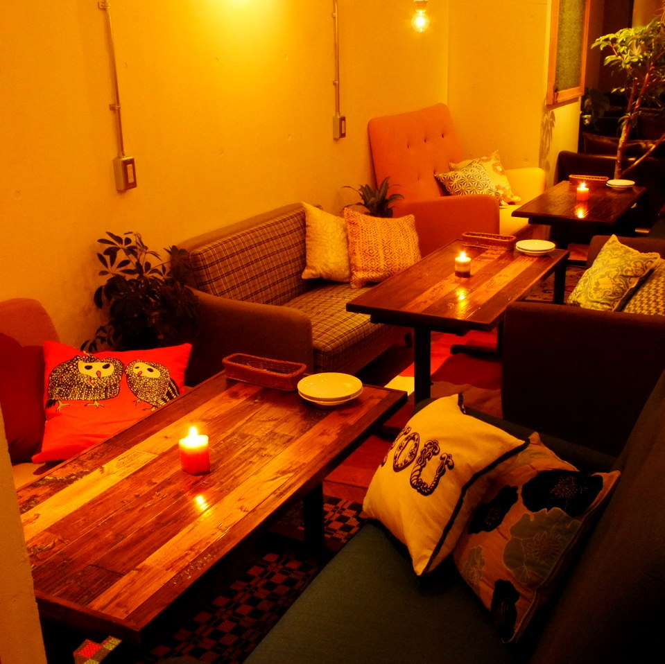 Adults relaxing space at night ★ I'm stuck to every single interior ★