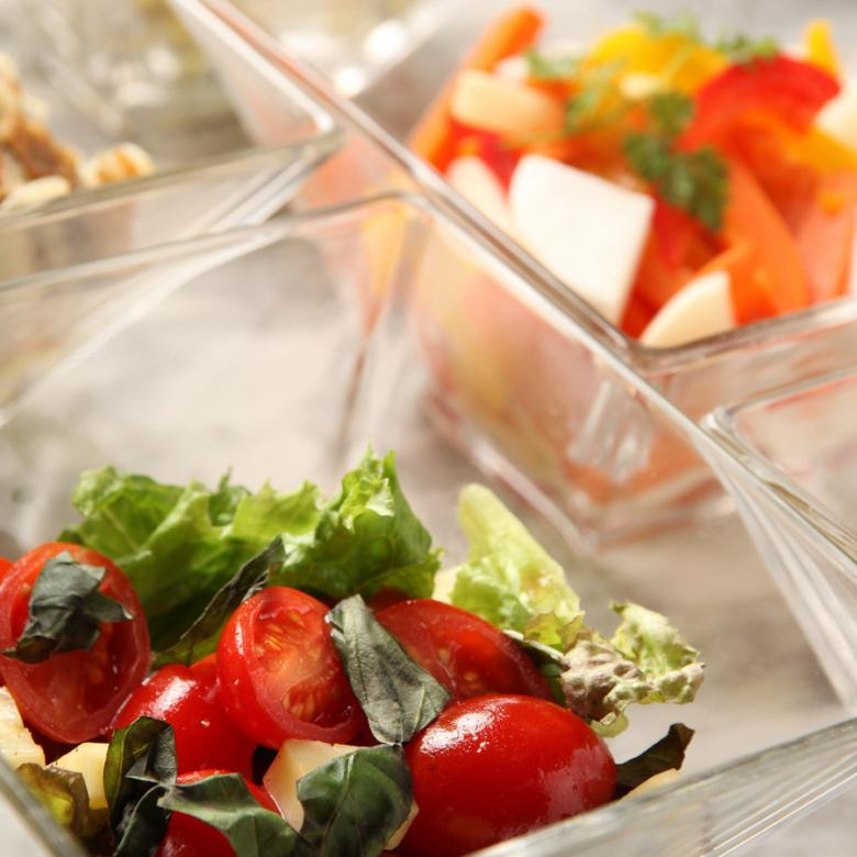 ▼ salad
