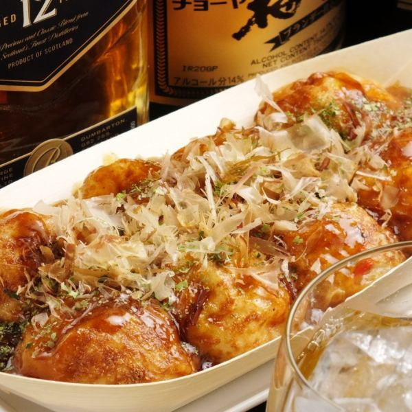 """Takoyaki boasting of sticking to """"taste"""" anyway!"""