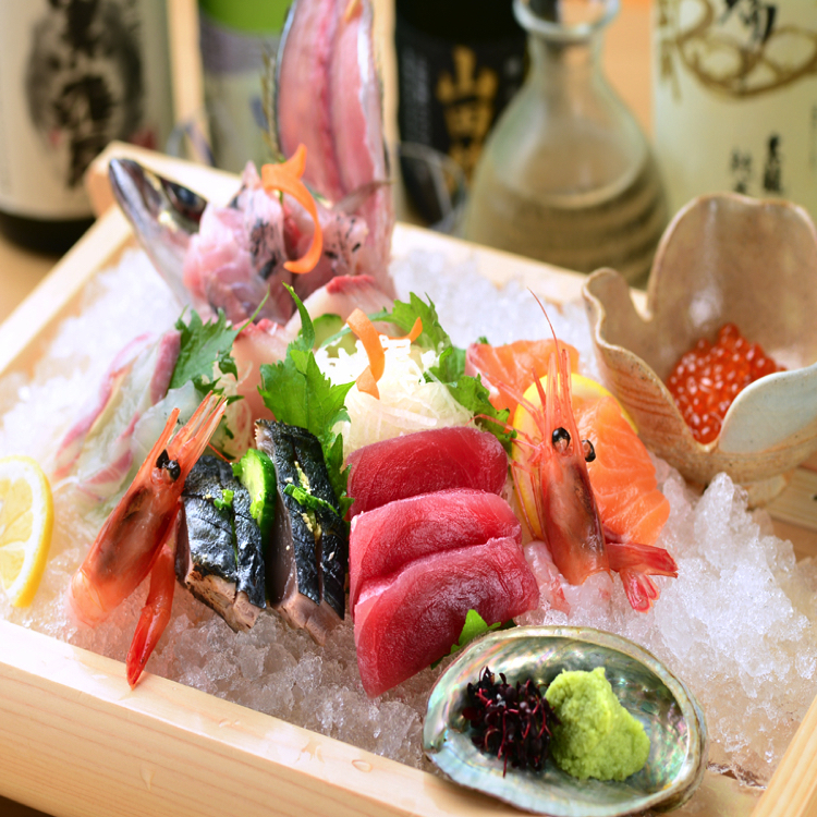 Cost price 100%! It is the highest in history! The serious sashimi