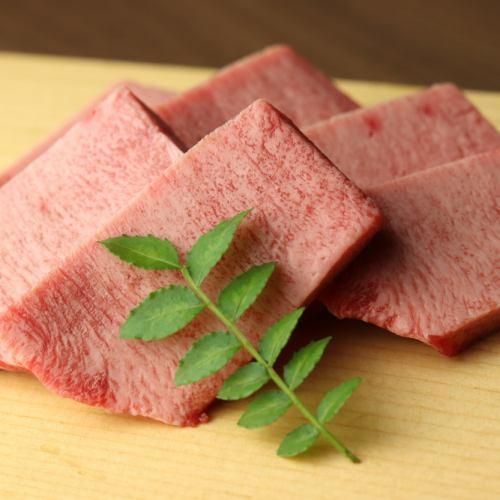 厳選されたお肉の数々