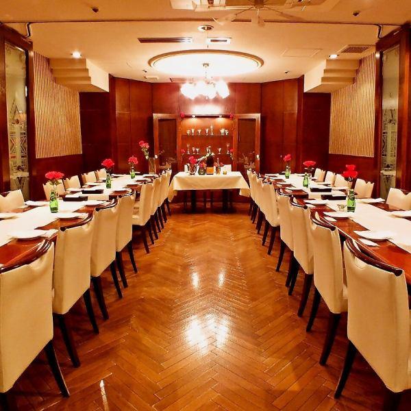 這是婚禮第二方的完美宴會廳。我們也接受校友會等申請。