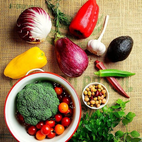 【契約農家】新鮮野菜の農園サラダバー