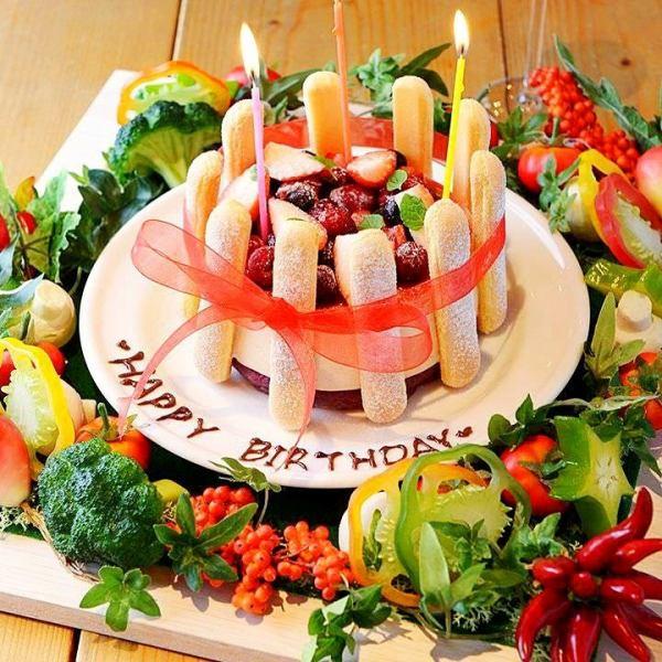 ◇誕生日や記念日に◇牛タン&メッセージ付ケーキタワーの記念日コース<90分飲み放題>5000円