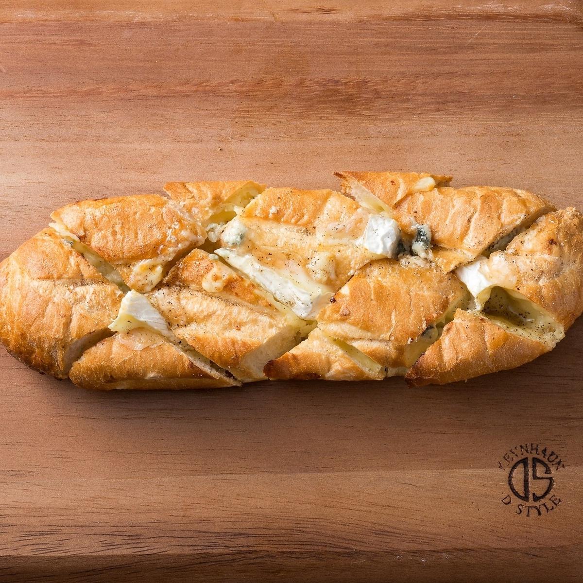 時鐘蛋糕quattro乳酪