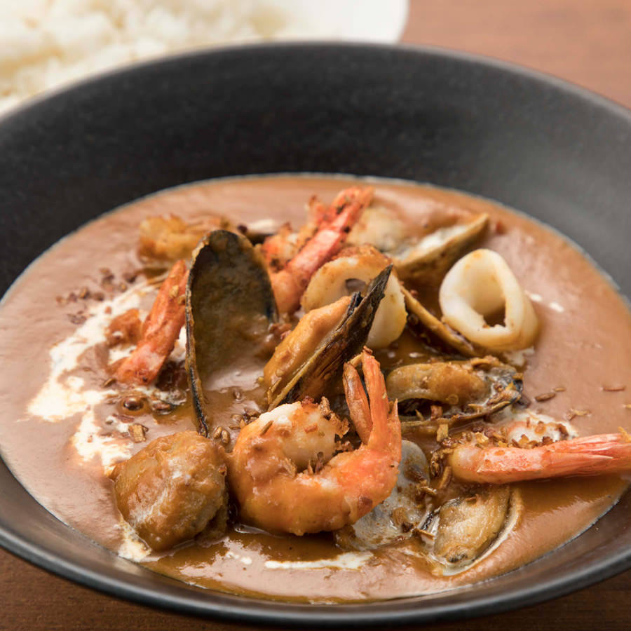 Ocean French Curry Seafood Mix