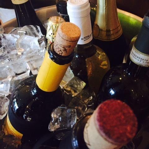 葡萄酒瓶是乱七八糟的交易!