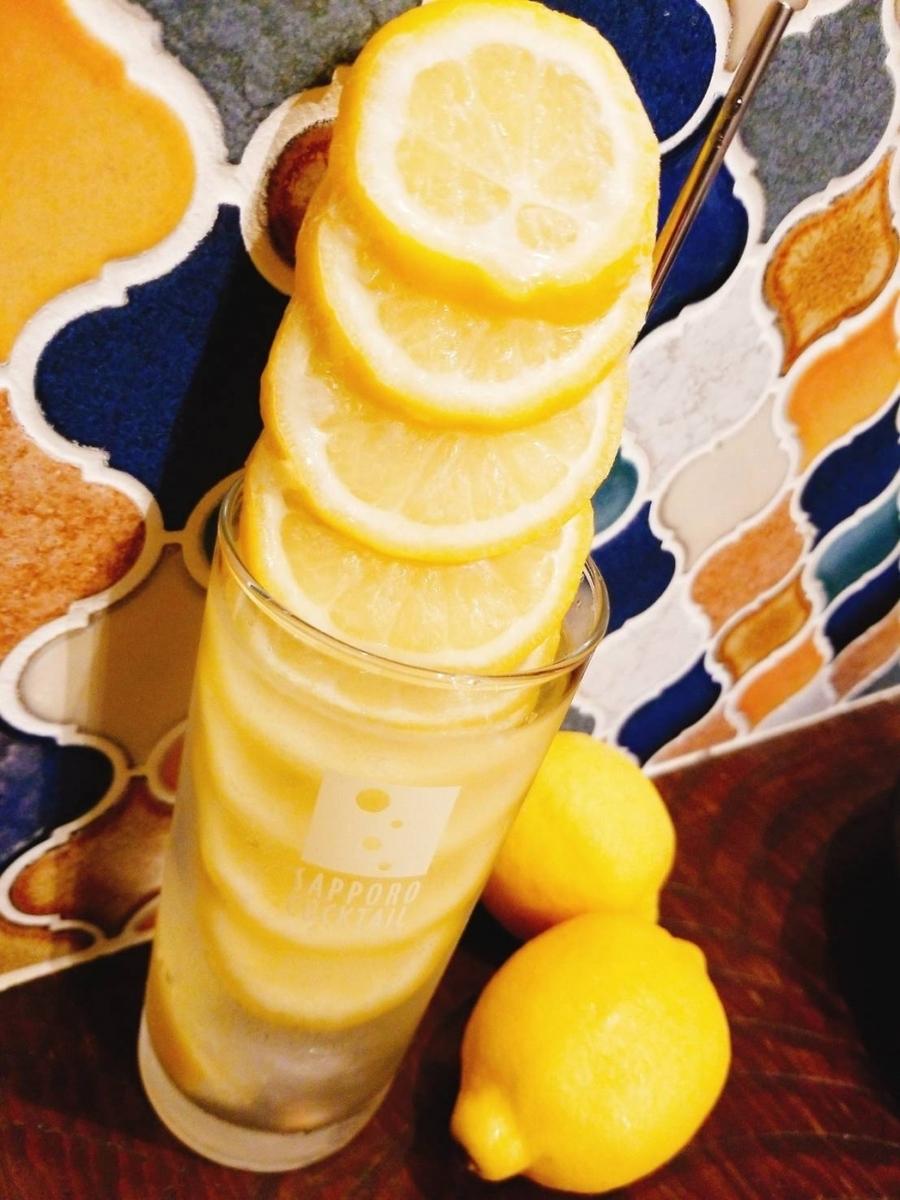 冷凍檸檬酸!!
