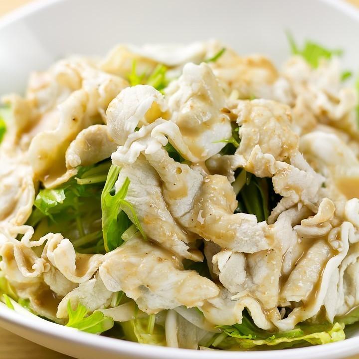 Cool Shabu Gomadare Salad