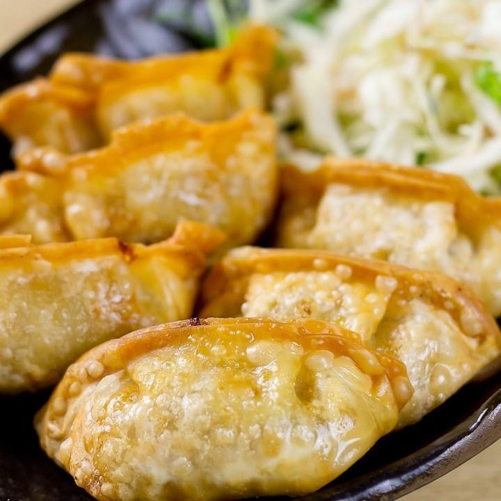Deep fried dumpling