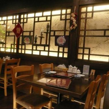Spacious private space ♪ Enjoy a healthy and tasty Chinese cuisine surrounded by stylish lighting and furnishings.It is recommended for girls' party, circle, party, ☆ I am waiting ☆