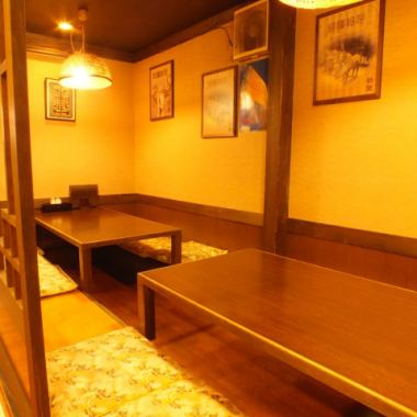 Private rooms with up to 12 people are also available !! We are also waiting for small group party and family use ♪