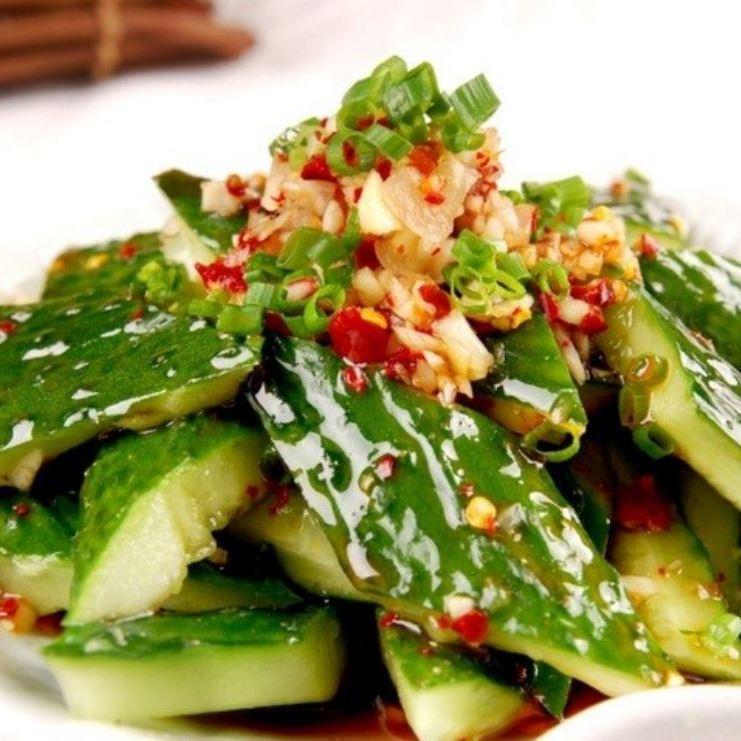 Tataki cucumber