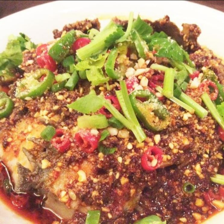 Assorted Sichuan style moto
