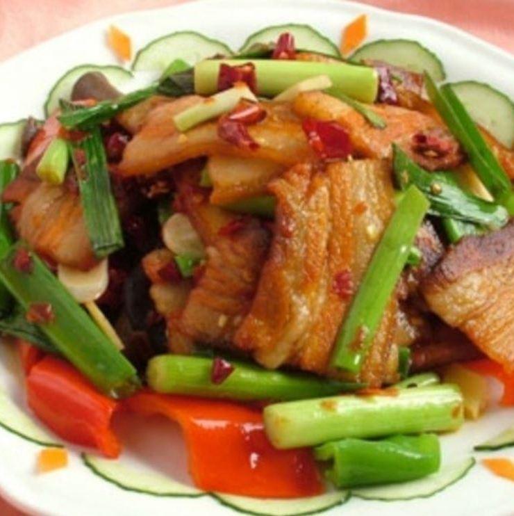 Sichuan hotpot meat