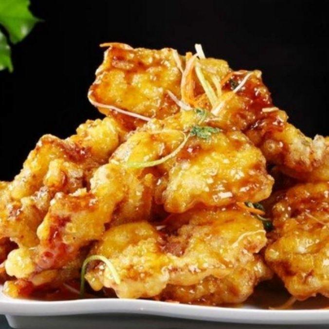 중국식 탕수육