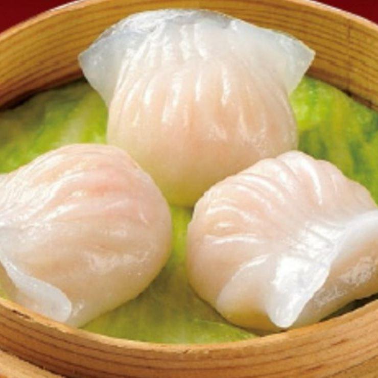 Shrimp steamed dumplings