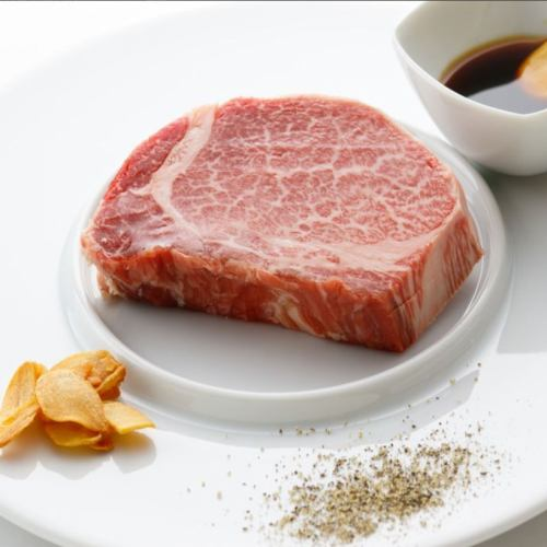 Hairy steak, according to your request, 100 g ~ order cut!