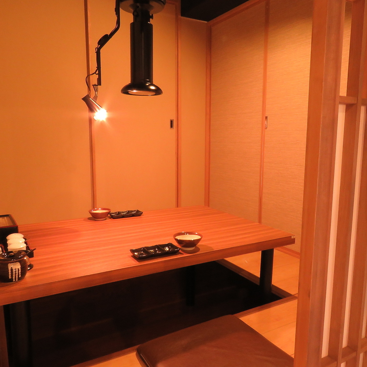 Private rooms can accommodate up to 20 people for 2 people flexibly.