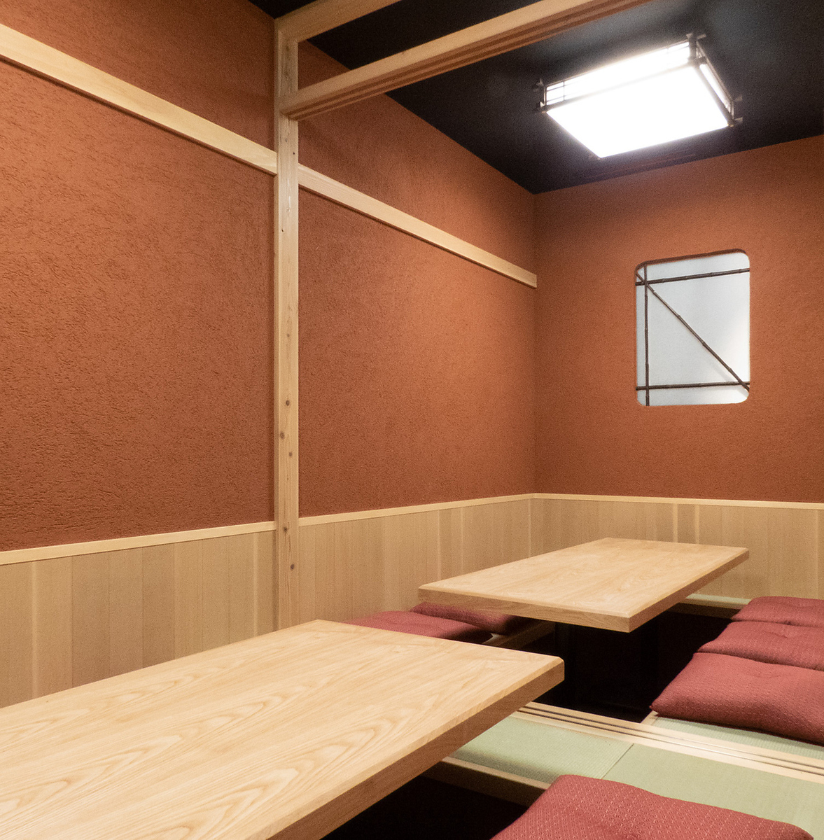 2 F ... digging tatami room Up to 16 people can be accommodated according to the number of people.We will respond even if there are more people, please feel free to contact us.