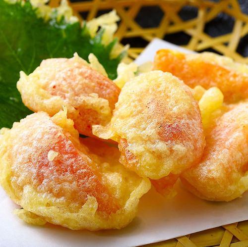 フルーツトマト 天ぷら