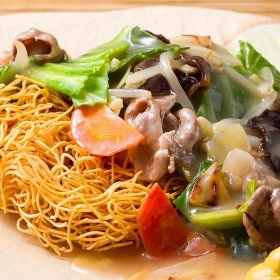 Nagasaki dish udon (fine noodles, thick noodles)