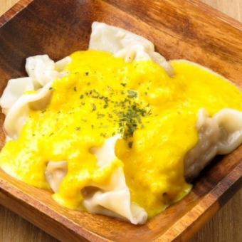 Easy dumplings course feels autumn ◆ 3000 yen per person ◆ 8 dishes and 2 hours of all-you-can-drink!