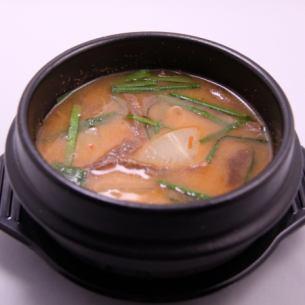 豚バラ豆腐チゲ鍋/ホルモンチゲ鍋