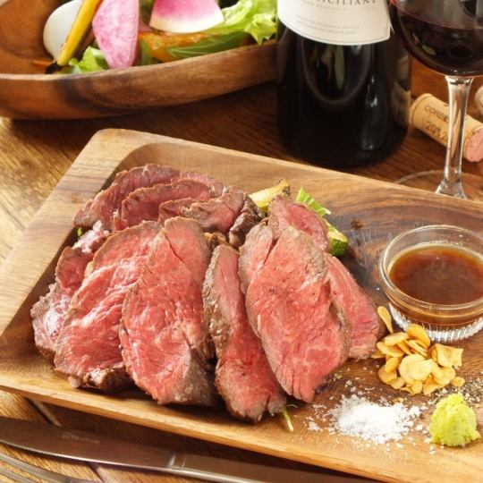 Grilled beef cut meat Grilled steak 150 g \ 1280/300 g \ 2380 1 pound \ 3380