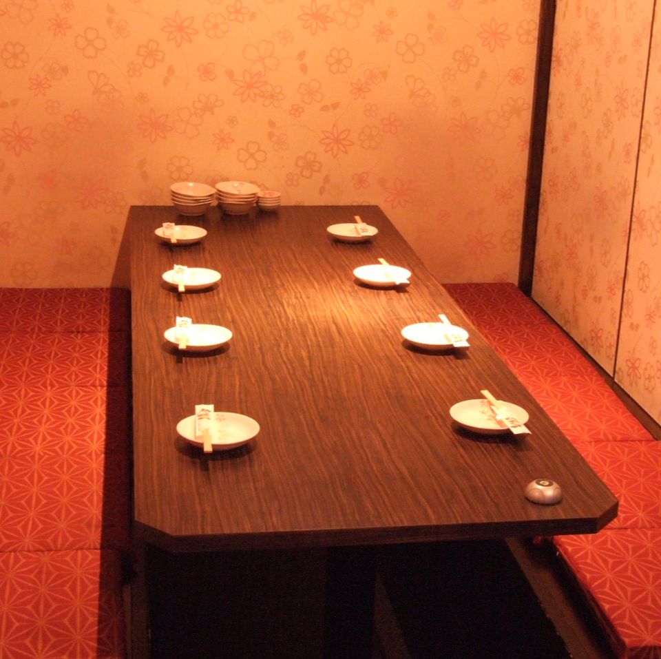 ★ It is a perfect private room even with a small number of people ★